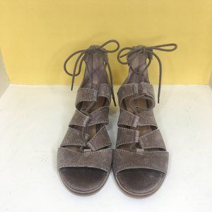 LUCKY Tazu Lace-Up Sandals